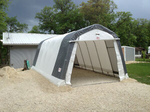 Fabric Buildings for Storage with Factory Direct Pricing