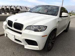 2012 BMW X6 M SUV No accident low KM