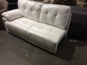 Sectional couches 1 piece.