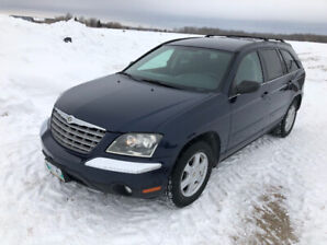 04 Chrysler Pacifica, New safety, clean title, only 114,000 Kms!