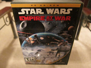 Star Wars Empire At War (PC CD)