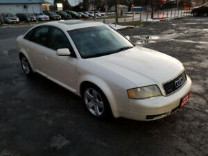 AUDI A6  4.2  QUATTRO *** FULLY LOADED *** CERT $4495