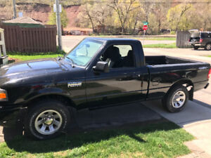 Time capsule 2007 Ford Ranger 5speed