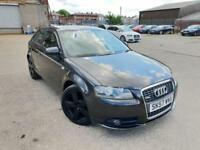 AUDI A3 2.0 TDI 170 S LINE Automatic,Hpi Clear,Cambelt and Gearbox Oil Changed