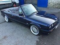 BMW E30 318i Petrol 1991