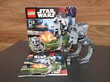 Lego Star Wars AT-ST set 7657 Aspendale Gardens Kingston Area Preview
