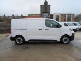 Peugeot Expert 1000 1.6 Bluehdi 95 Professional Van DIESEL MANUAL WHITE (2016)