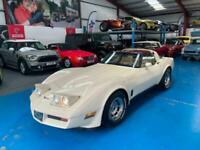 1981 Chevrolet Corvette C3 5.7 V8 Coupe Petrol Automatic