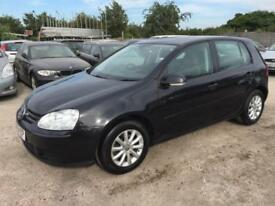 Volkswagen Golf 1.6 FSI AUTOMATIC 2008MY MATCH-LADY OWNER-NEW MOT