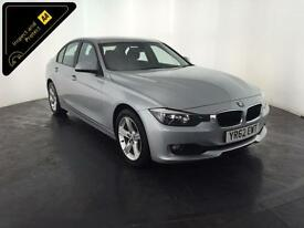 2012 62 BMW 320D SE DIESEL 4 DOOR SALOON SERVICE HISTORY FINANCE PX WELCOME