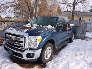 2015 F250 2wd with only 17682km