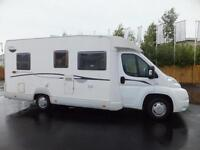 CI carioca 694 motorhome for sale fixed bed