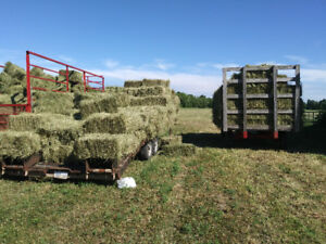 Choice Hay for horses 2018 first,second cut squares and rounds