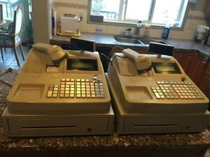 2 Cash registers for sale - panorama hills