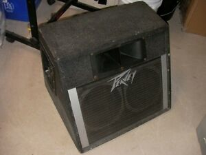 Peavey Monitor and Parts