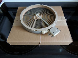 NEW REPLACEMENT BURNER PART FOR GLASS TOP ELECTRIC RANGE Kitchener / Waterloo Kitchener Area image 1
