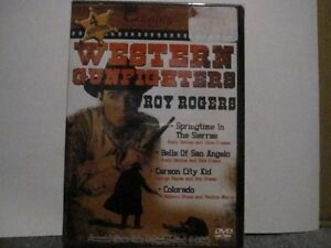 Western Gun Fighters: ROY ROGERS   DVD  NEW UNOPENED