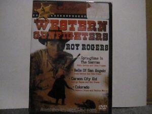 Western Gun Fighters: ROY ROGERS   DVD  NEW UNOPENED