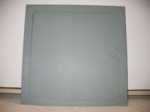 4 - Acudor surface mount access panels - 13x13""