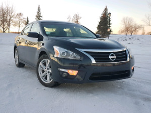 Nissan Altima SV 2.5 2013 with brand new safety
