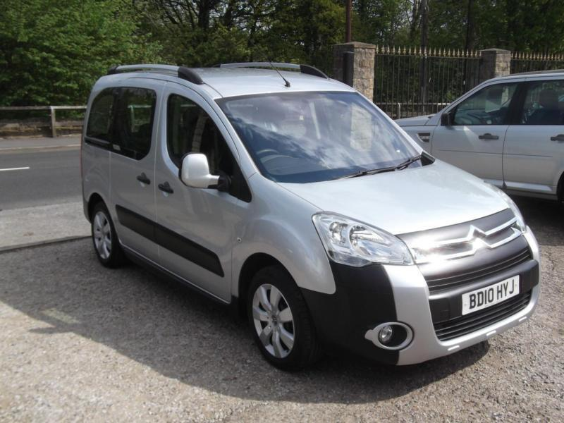 2010 10 citroen berlingo 1 6hdi 90hp multispace xtr in sheffield south yorkshire gumtree. Black Bedroom Furniture Sets. Home Design Ideas