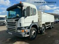 2013 Scania P400 8x4 Tipper