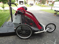 MEC bicycle traler/stroller