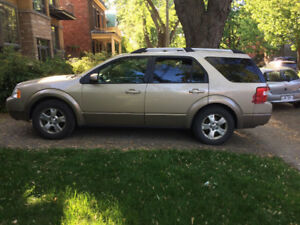 Ford Freestyle 2006 SEL
