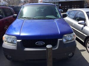 Ford Escape XLT SUV, 4X4,  NEW MVI Ready to GO!!!
