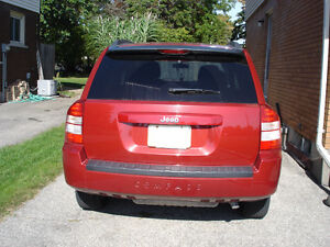 2010 Jeep Compass North SUV Kitchener / Waterloo Kitchener Area image 9