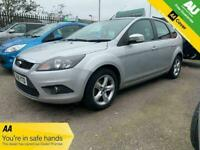 2008 Ford Focus ZETEC Hatchback Petrol Manual