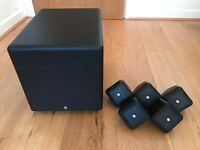 Boston Acoustics home cinema speakers 5.1