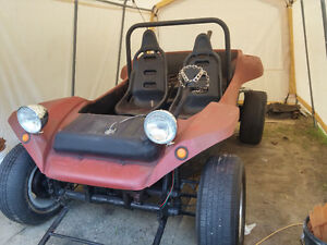 manx dune buggy project car for trade