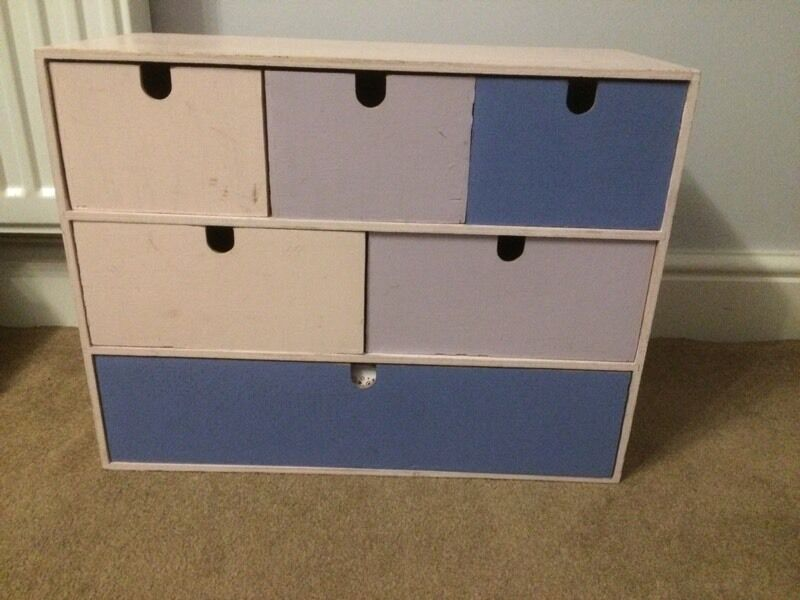 ikea moppe wooden storage boxes painted pink and purple. Black Bedroom Furniture Sets. Home Design Ideas