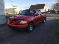 Ford F150 XL Sport 2003 Extended Cab