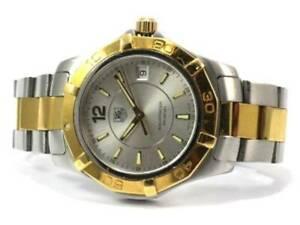 Tag Heuer Watch Mens Waf 1120 Aquaracer- 127990