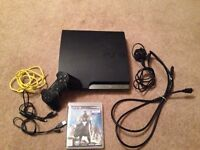 Complete PS3 with Controller & Destiny Game