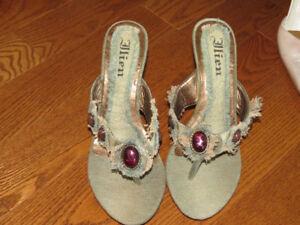 Italian Sandals- $10 OBO