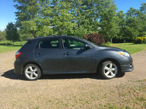 2009 Toyota Matrix-AWD