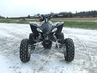 **** Extremely clean, low hours 2012 Yamaha YFZ450 ****