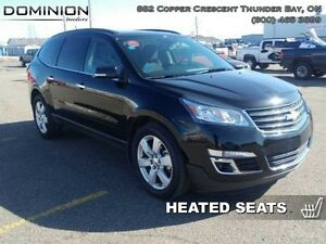 2016 Chevrolet Traverse LT w/1LT   - Certified - Sunroof - MyLin