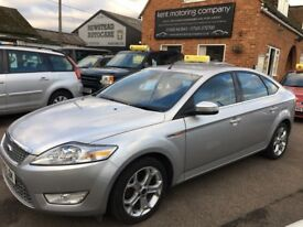 Ford Mondeo 1.8TDCI TITANIUM X 6 SPEED 125PS (silver) 2010
