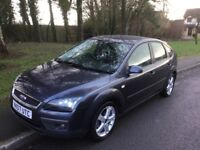 2007 Ford Focus 1.6 Zetec Climate-12 months mot-2 owners-full history-great value