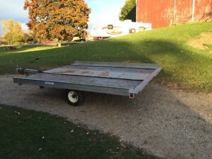 Sled trailer forsale Stratford Kitchener Area image 3