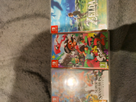 2018 Edition Nintendo Switch (Used - Good as New)