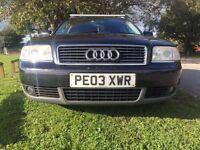 2003 Audi A6 1.9tdi Automatic tiptronic