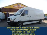 2014 64 MERCEDES-BENZ SPRINTER MERCEDES SPRINTER 313 CDI LWB HITOP ONLY 43000 ML