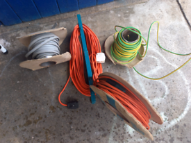 Extension leads/ wires
