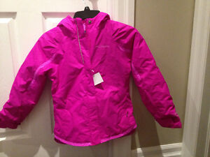 Columbia Girls Winter Coat - Omni-Heat Size 7-8 New with Tags
