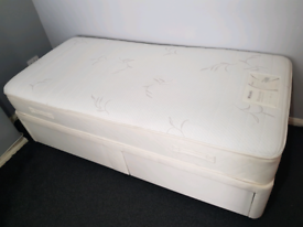 Myer's Single Bed With Mattress